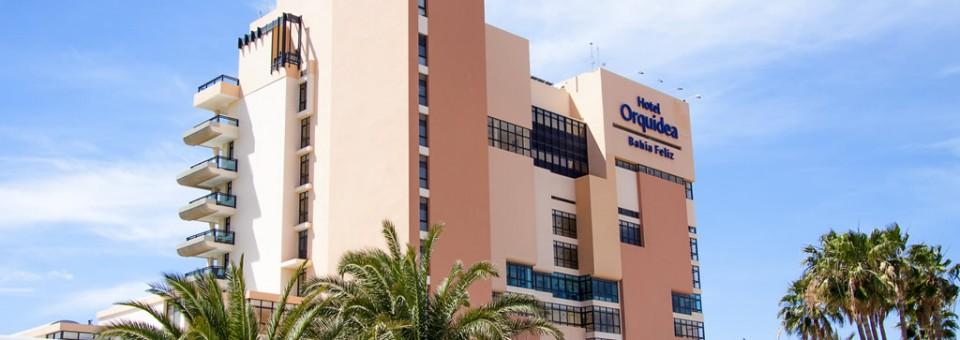 Reforma para Confosa-Roque Nublo de el Hotel Orquídea, Bahía Feliz, San Bartolome de Tirajana