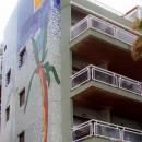 Rehabilitación de fachada, Edificio Trocadero, Las Canteras